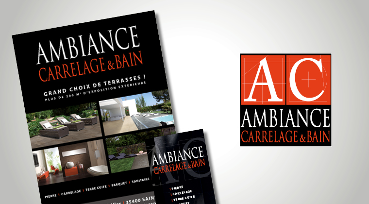 Ambiance carrelage communication saint malo dinard for Ambiance carrelage st malo